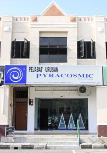 Pejabat Urusan PyraCosmic Zon Utara, IPOH