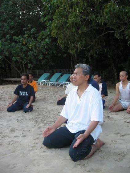Fokus Dalam Meditasi
