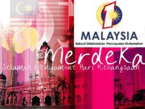 Salam Kemerdekaan Malaysia Kali ke 52 Tahun