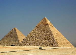 Keajaiban Teknologi Binaan Piramid