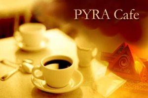 PYRA Cafe tiada bandingan!