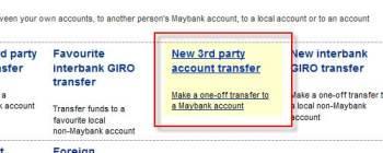 Maybank2u Langkah 6