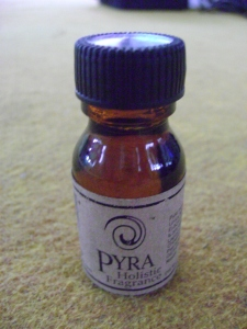Pyra Holistic Fragrance (15ml)