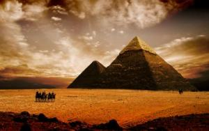 Pyramid & Cosmic Energy